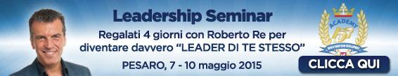 Leadership Seminar - CLICCA QUI